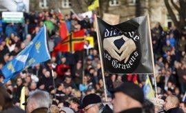 PEGIDA convoca a miles de personas en manifestaciones por toda Europa