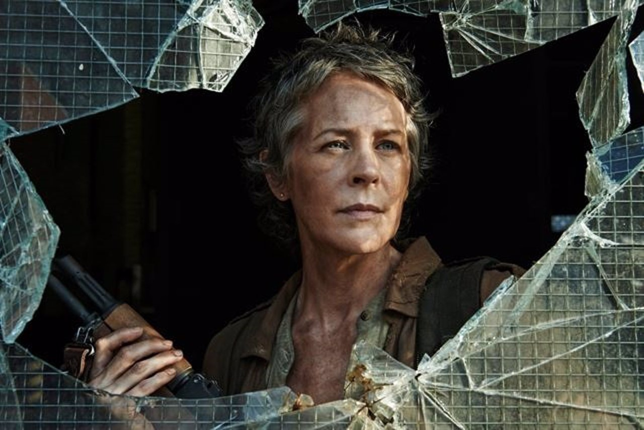 Carol, uno de los personajes más queridos de The Walking Dead.