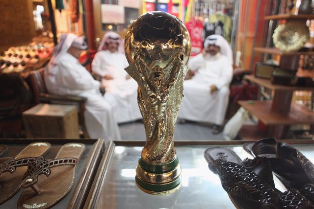 Mundial de fútbol de Qatar