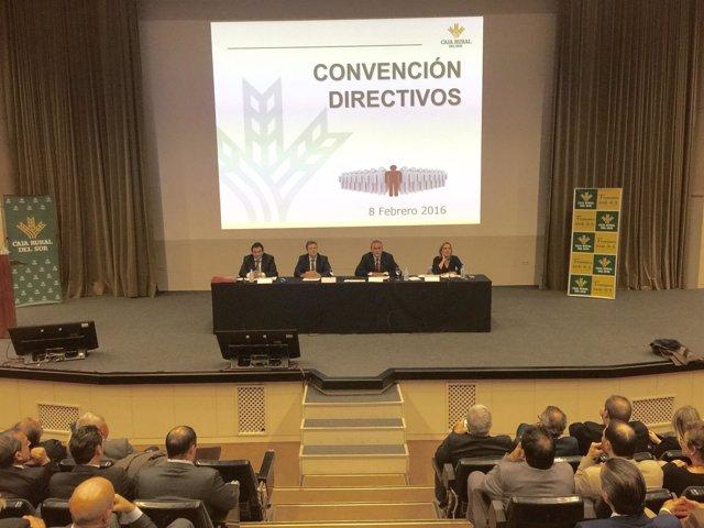 Convención de directivos de Caja Rural del Sur