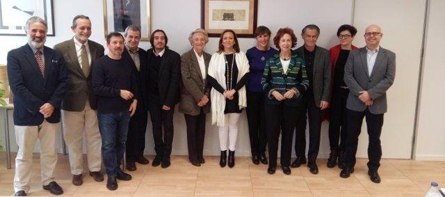 Patronato de la 'Fundación Aragonesa Colección Circa XX Pilar Citoler'