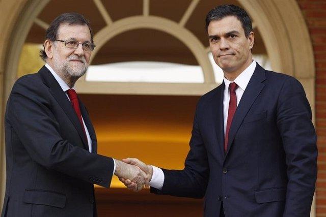 Rajoy y Sánchez se reunirán esta semana