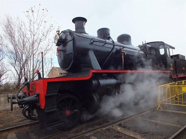 Locomotora de vapor Baldwin
