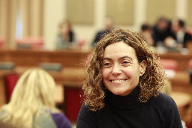 Meritxell Batet en el Congreso