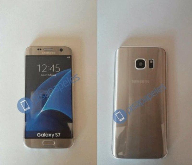 Samsung Galaxy S7 edge: se confirma una batería de 3600 mAh