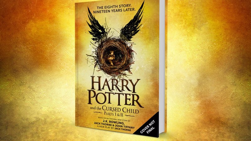 Harry Potter 8: El octavo libro de Harry Potter, The Cursed Child, se publicará este verano