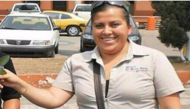 La periodista mexicana Anabel Flores, asesinada en México