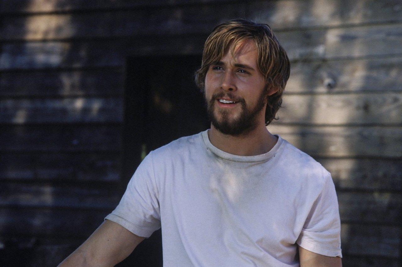 Ryan Gosling en El diario de Noa