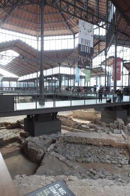 El Born Centre Cultural de Barcelona
