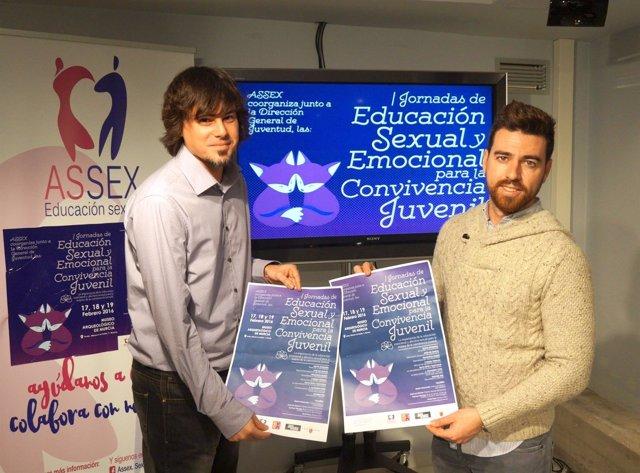 Presentación de las 'Jornadas de Educación Sexual y Emocional'