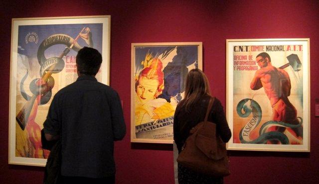 La exposición 'Modernidad republicana en Valencia' en el MuVIM