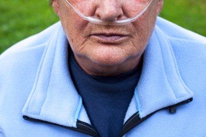 La EPOC afecta a los pulmones, y también al cerebro