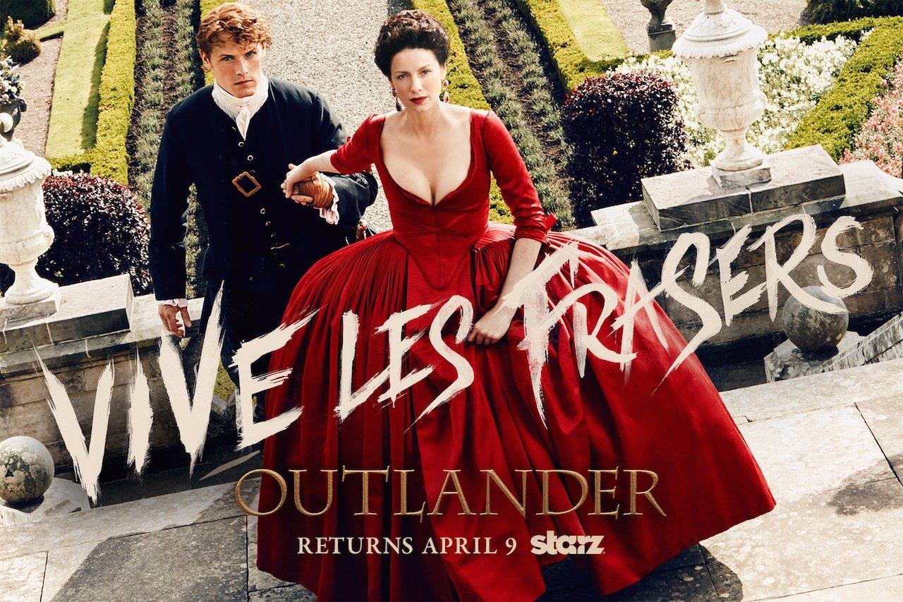 Estreno segunda temporada de Outlander