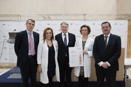 Madrid.-El Hospital Infanta Elena recibe el reconocimiento internacional de excelencia EFQM 5 Stars