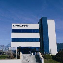 Centro técnico de Delphi en Luxemburgo