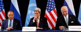 EEUU y Rusia anuncian un plan de alto el fuego y entrega de ayuda humanitaria para Siria