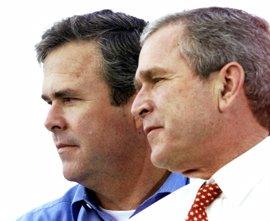 El expresidente George W. Bush aparecerá por primera vez en un acto de campaña de su hermano Jeb
