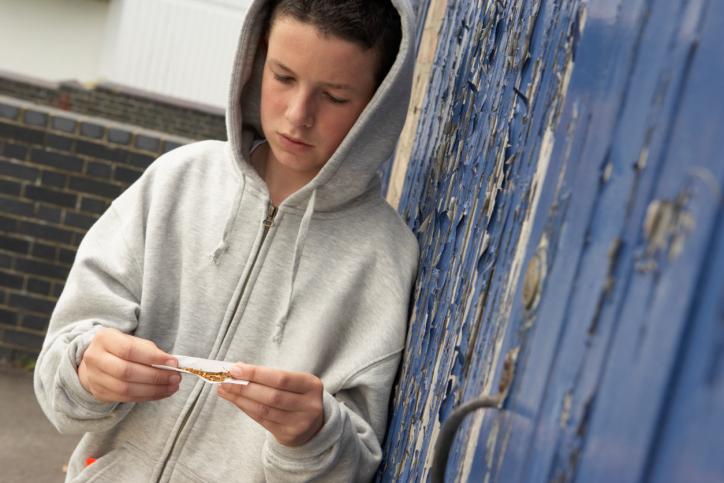 Drogas y adolescentes: desciende el consumo