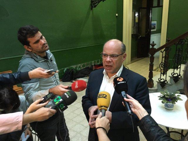 Declaraciones de José Miguel Barragán