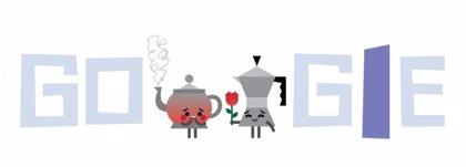 Google celebra San Valentín 2016 con un 'doodle' dinámico sobre las parejas