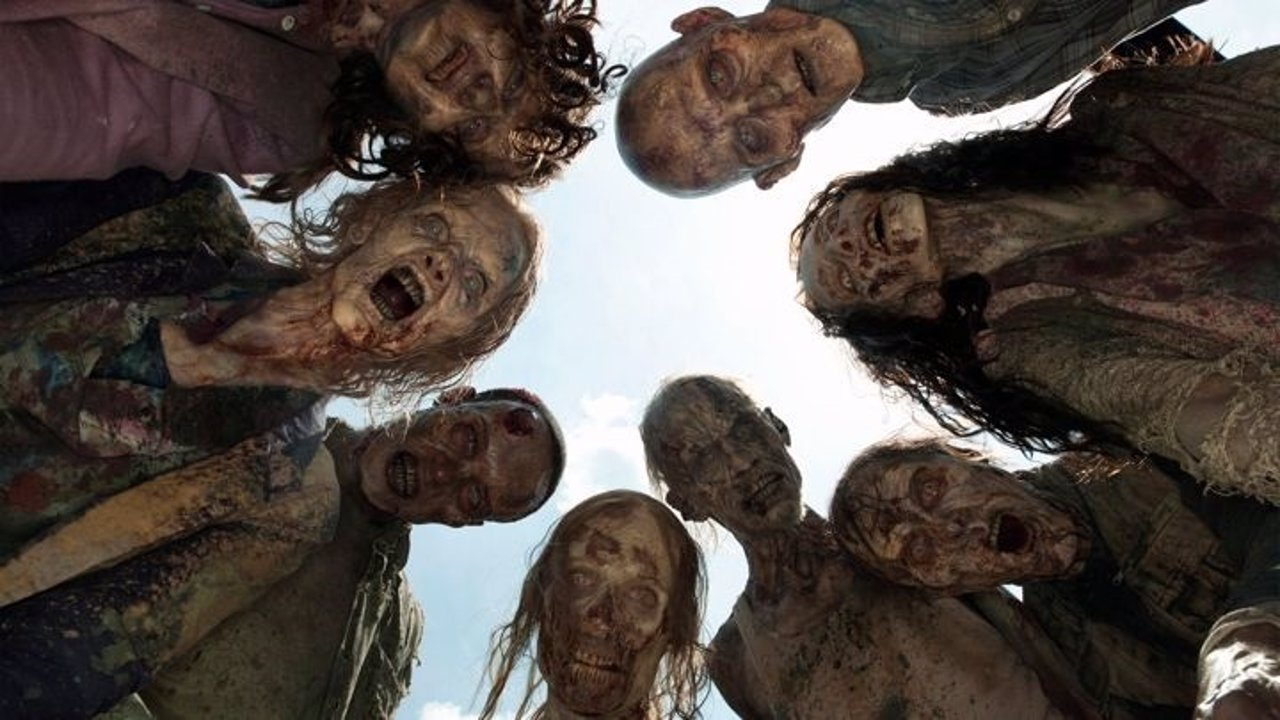 Zombies de The Walking Dead