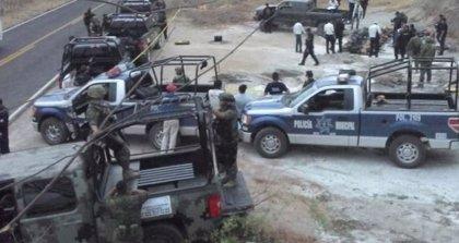 Encuentran los cuerpos de trece personas asesinadas por el crimen organizado en Sinaloa