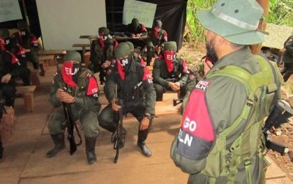 El ELN comienza el paro armado dejando sin electricidad a tres municipios