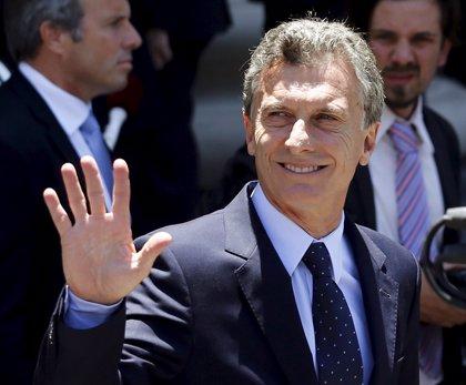 Macri cenará con los Rolling Stones para cerrar su visita en Argentina
