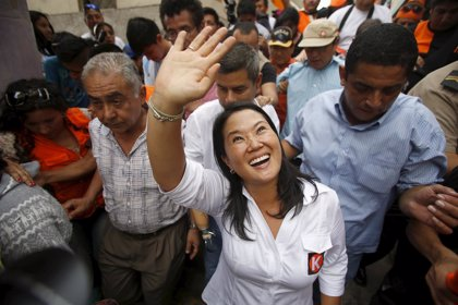 "Keiko Fujimori: ""Yo quiero ser presidenta de Perú una sola vez"""