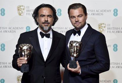 'The Revenant', de González Iñárritu, arrasa en los premios BAFTA