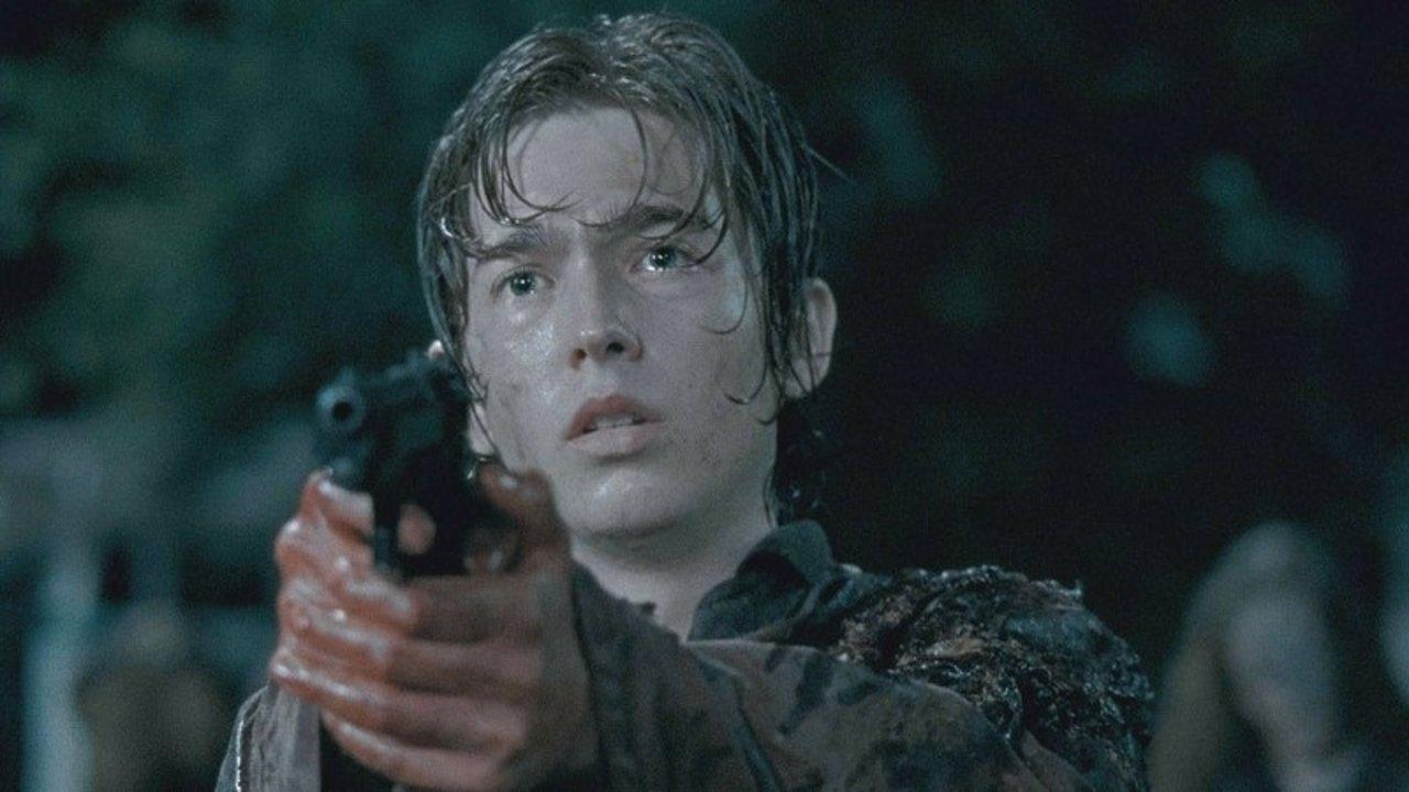 Ron en The Walking Dead