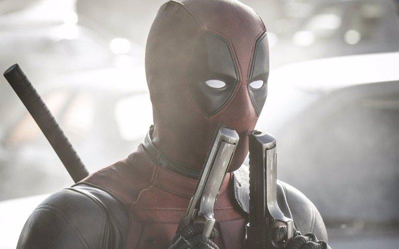 El exitazo gamberro de Deadpool