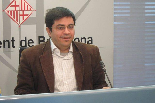 Gerardo Pisarello, primer teniente de alcalde de Barcelona