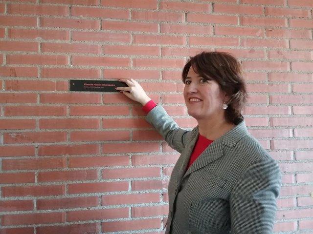 La decana de la Facultad de Economía de la UB, Elisenda Paluzie