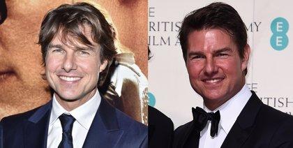 ¿Se marcó Tom Cruise un René Zellweger en los BAFTA?