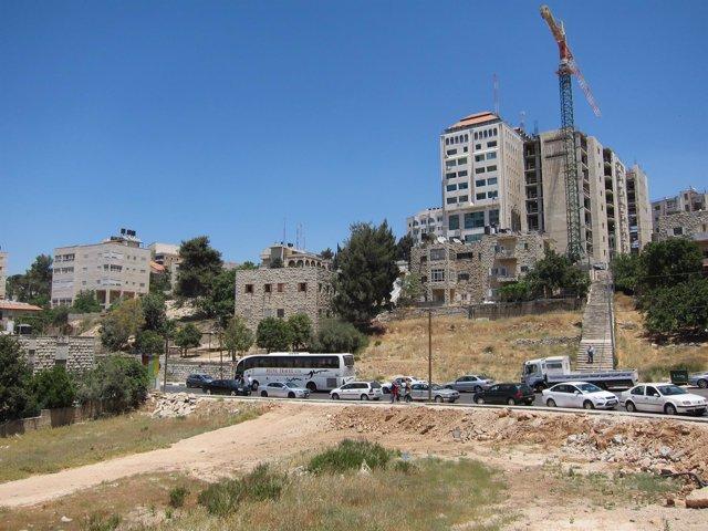 Imagen de Ramala (Cisjordania)