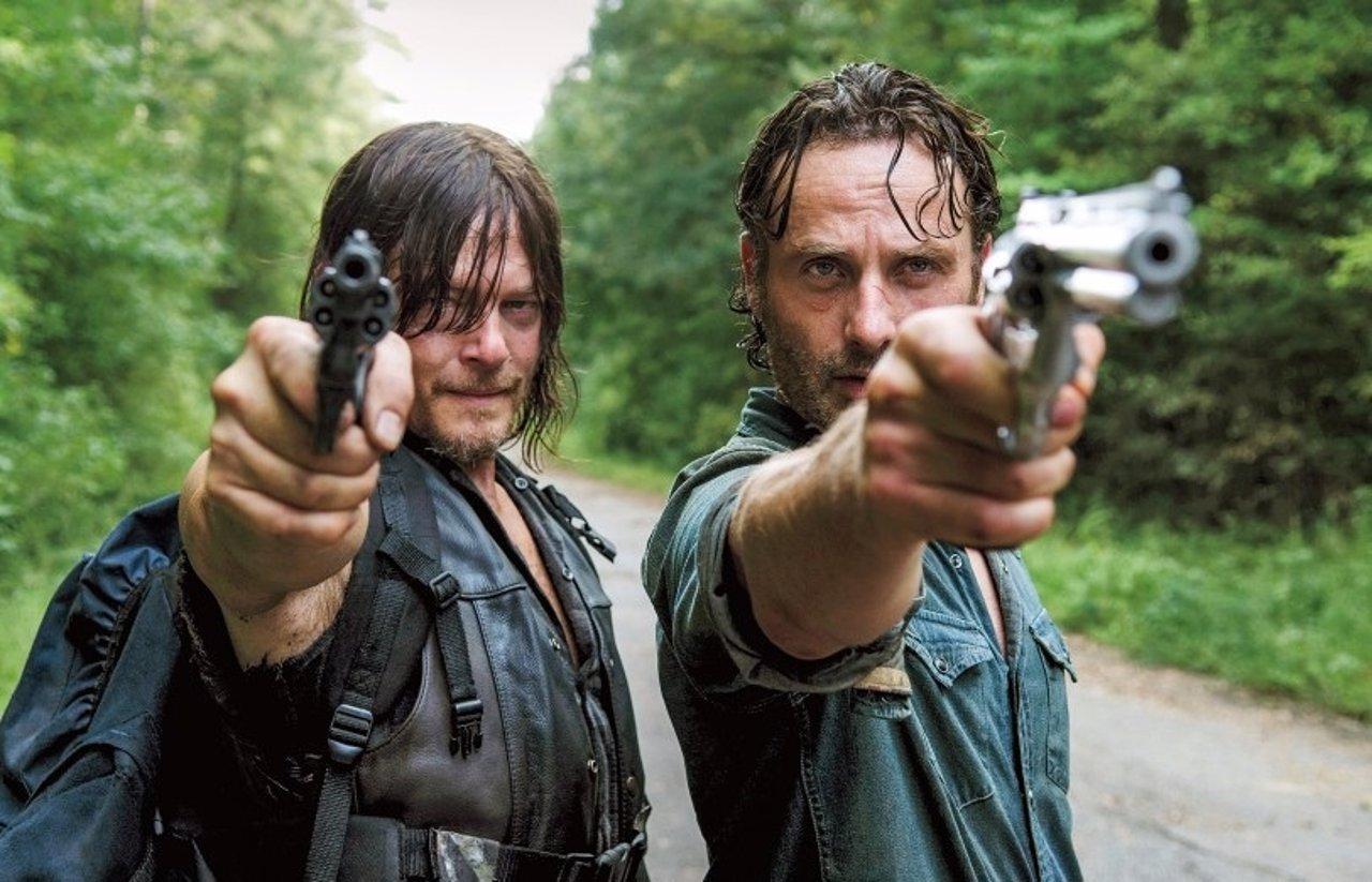 Daryl y Rick