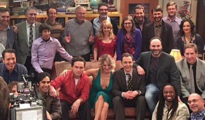 The Big Bang Theory celebra el capítulo 200