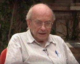 El fundador de ETEA, el jesuita y economista Jaime Loring