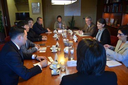 CATALUNYA.-Agro.- Serret apoya al sector agroalimentario en sus proyectos de exportación a China