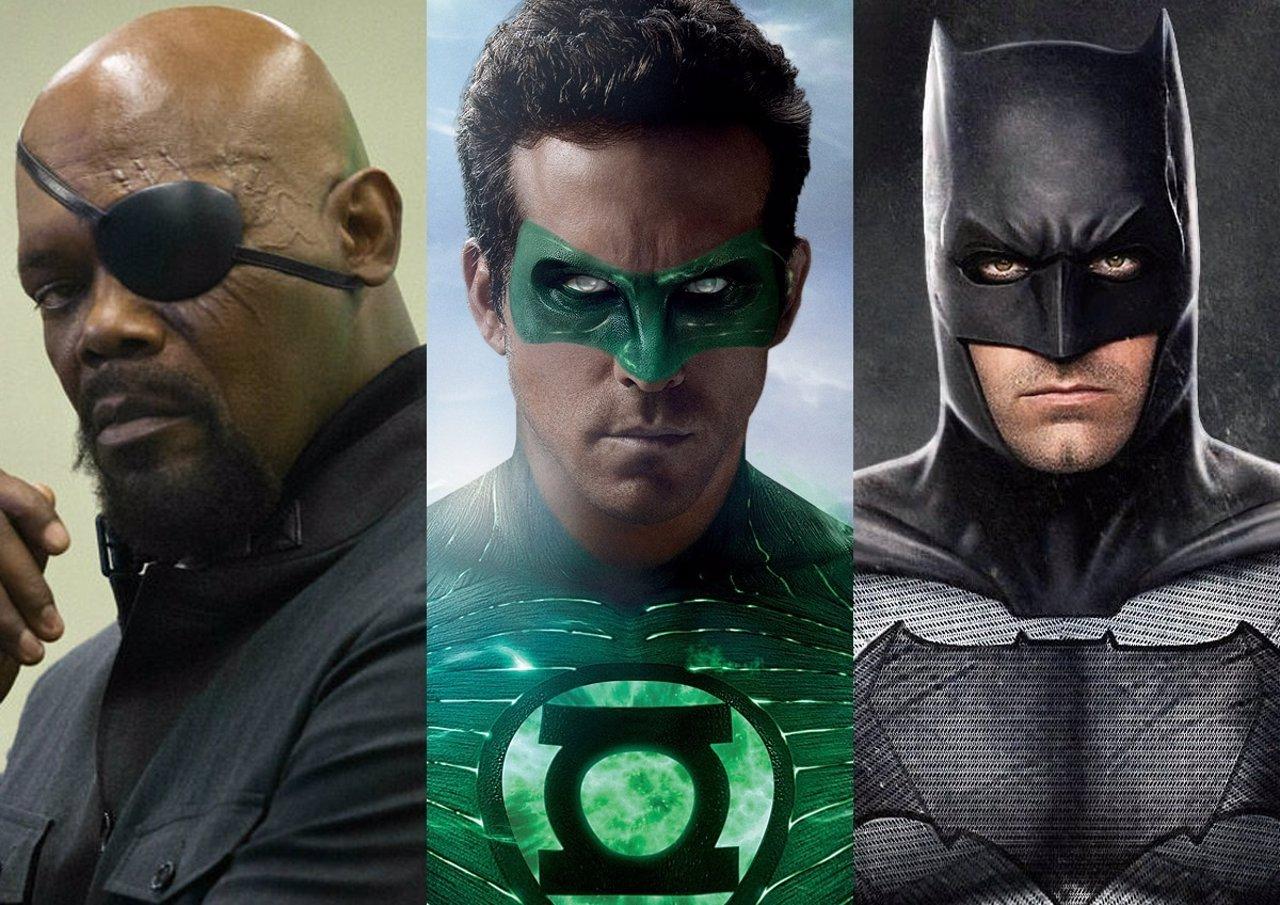 7081cf2ff Deadpool: Ryan Reynolds y otros 25 actores que han participado en películas  de Marvel y DC