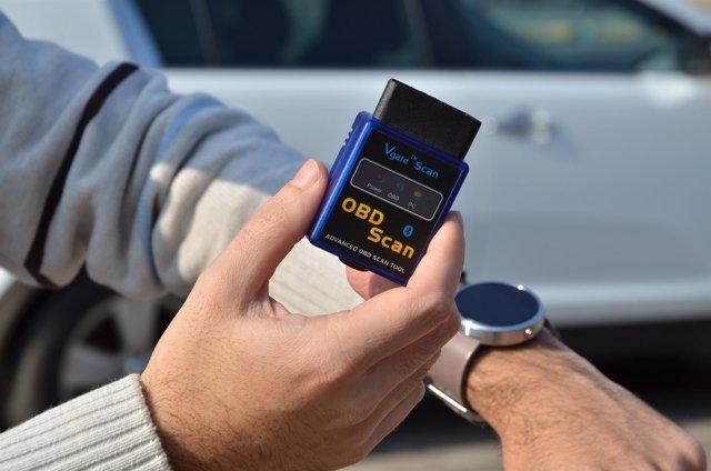 Aplicación que alerta de patrones peligrosos de conducción en tiempo real