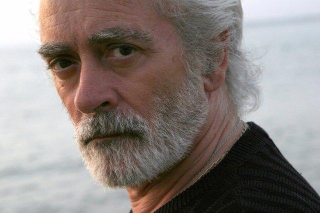 Manolo Sanlúcar, guitarrista.