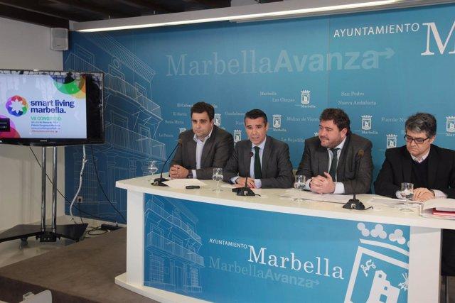 Presentación en Marbella de 'Smart Living'