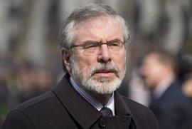 """Gerry Adams ve """"inevitable"""" la entrada del Sinn Féin en el gobierno irlandés"""