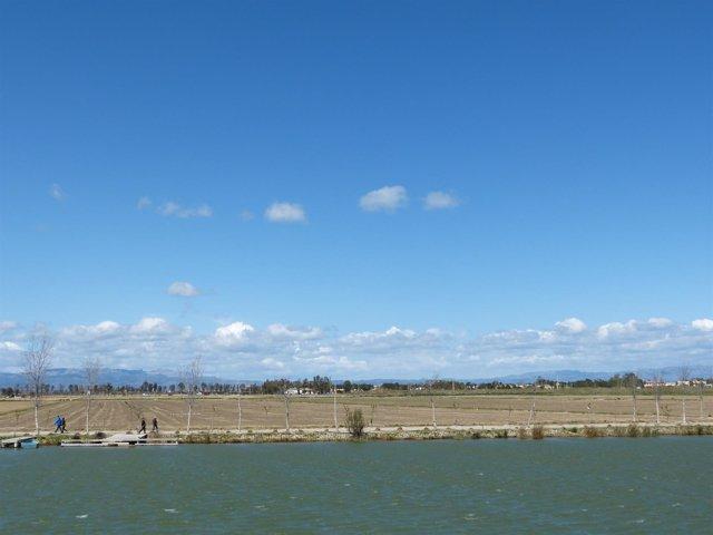 Delta del Ebro, Delta de l'Ebre