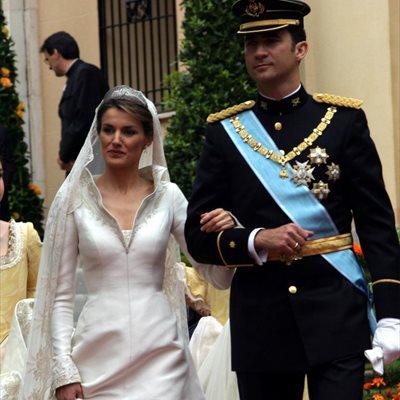 Foto: ¿Cómo se ideó el postre de boda de Felipe y Letizia?:Torreblanca y el divertido trago (EL POSTRE DE BODA DE LOS PRÍNCIPES FELIPE Y LETIZI)