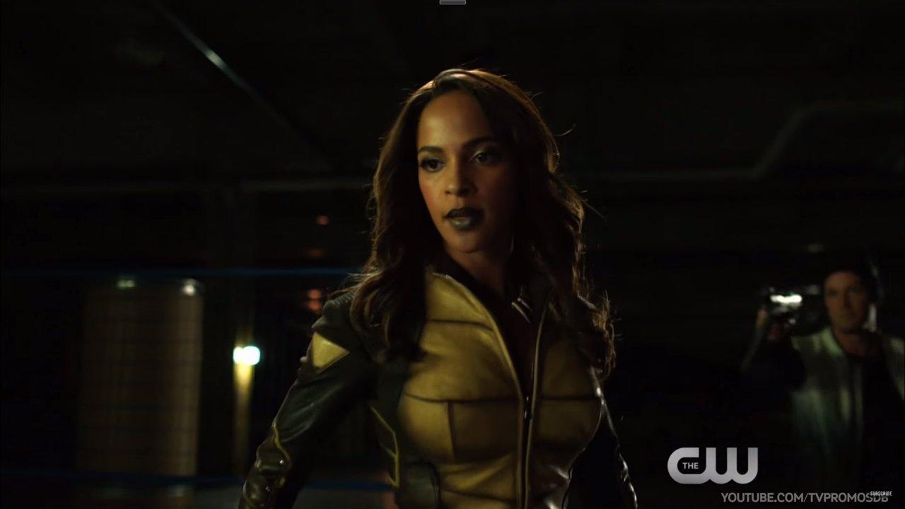 Megalyn Echikunwoke es Vixen en Arrow