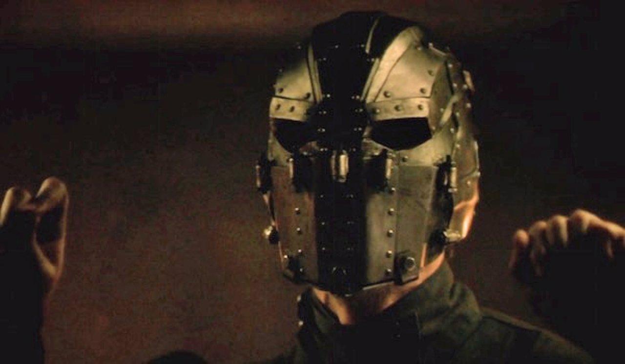 Un enmascarado en The Flash