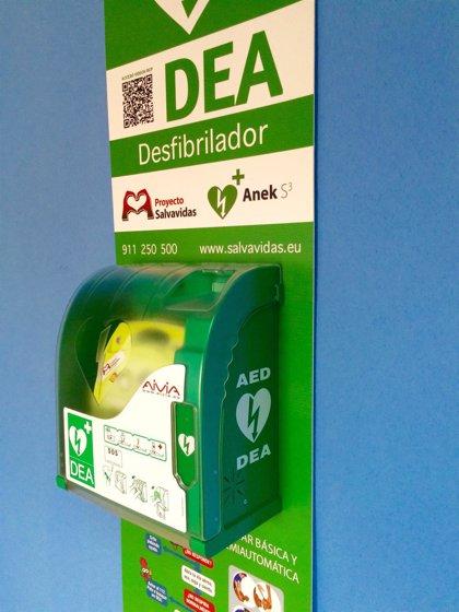 Proyecto Salvavidas pone en marcha 'Comunidad de Vecinos Cardioprotegida'